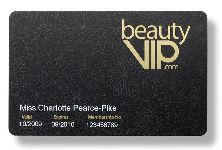 VIP-Membership-Card