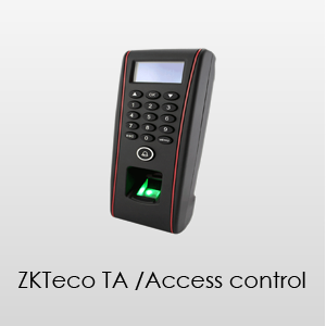 TIME ATTENDANCE /ACCESS CONTROL 3