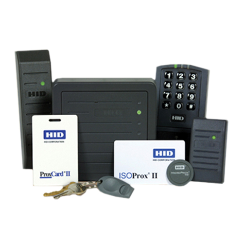 HID ACCESS CONTROL READERS & CARDS